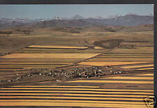Canada Postcard - Strip Farming in The Rocky Mountain Foothills, Alta  WC389