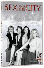 Dvd SEX AND THE CITY - Stagione 04 (3 Dvd) Serie Tv ......NUOVO