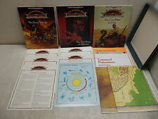 ADVANCED DUNGEONS & DRAGONS AD&D DARK SUN THE IVORY TRIANGLE 2ND EDITION