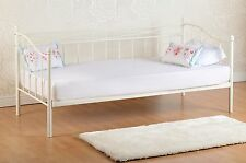 Pandora Day Bed in Ivory 3ft Single