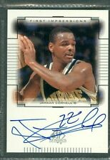 Jaraan Cornell Basketball Auto 2000-01 Upper Deck '00 Signature Autograph Signed