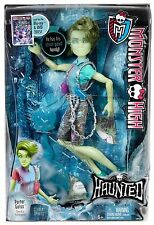 Monster High Porter Geiss Student Spirits Haunted Doll New in Box!! Toy CGV19