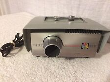 Super Technicolor 510 Instant Movie Projector Vintage. 250W 115V 60 Cycles