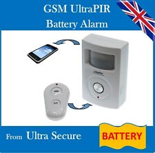 Batterie gsm alarme (as seen on tv bbc one) ultrapir pir