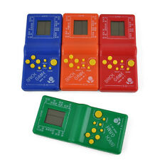 Useful Children Handheld Tetris LCD Electronic Games Develop Intelligence Toy