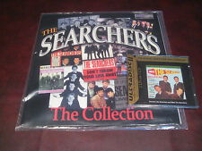 THE SEARCHERS THE COLLECTION LIMITED 180 Gram AUDIOPHILE LP + MFSL 24K GOLD CD