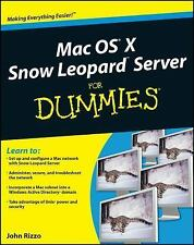 Mac OS X Snow Leopard Server For Dummies-ExLibrary