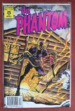 The Phantom #6 RARE Comic Book Lee Falk Wolf Publishing 1992 Excellent Condition