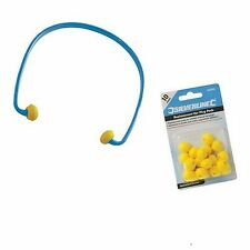 10 Pairs Pods Ear Plugs U-Band SNR 21dB  safety ear protection workwear earpiece
