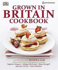 Grown in Britain Cookbook by Carolyn Humphries