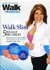 Leslie Sansone: Walk Slim - 5 Really Big Miles DVD Region 1