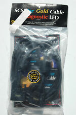 NEW  Granite SCSIVue Gold Cable w/Diag LED  Model 7440  NEW!!!!!!!!!!!!!!!!!!!!