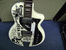 EASTWOOD LINK WRAY TRIBUTE  ELECTRIC GUITAR WHITE
