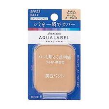 Shiseido Aqualabel White Powder Foundation Refill OC20