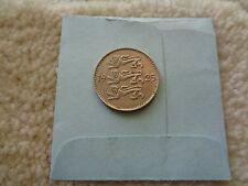 1925 Estonia 3 Marka coin Nice