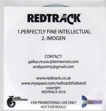(AU325) Red Track, Perfectly Fine Intellectual - DJ CD