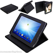 Original NEXTBOOK Folio Leather Stand Cover Case for 8 inch Tablet pc Black