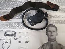 Original WWII T-30-S Aviation Throat Microphone NEW IN BOX Signal Corps US Army