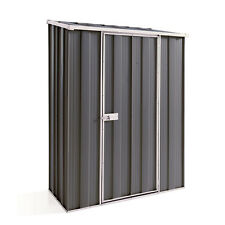 YardSaver S42 1.41m x 0.72m Slope Roof Single Door Colour Shed - EASTER SPECIAL