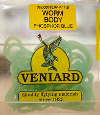 Worm Body Squirmy Worm Veniard killer materiale fosforo Blue più economico -20%
