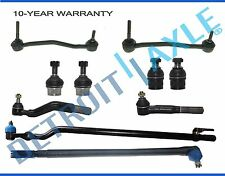 Brand New 10pc Complete Front Suspension Kit Ford Excursion F-250 Super Duty 4WD