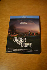 "Coffret en blu-ray de la saison 1 de ""Under the dome"" en VF"