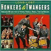 Long-Lost Honkers & Twangers (CDLUX 013)