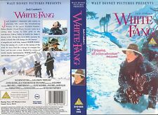 White Fang, Walt Disney Video Promo Sample Sleeve/Cover #11430