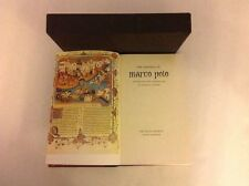 1969 TheTravels Of Marco Polo W Box.2nd Impression, Folio Society, Illustrated..