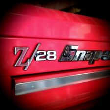 Snap on tool box/Z/28 magnets