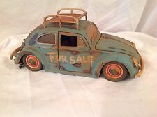 JADA 1959 VW DUB BEETLE FOR SALE 1/24 DIECAST METAL HIPPEE VOLKSWAGEN 91254