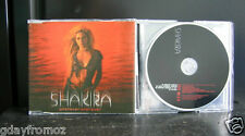 Shakira - Whenever Wherever 4 Track CD Single incl Stickers