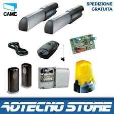 KIT COMPLETO CANCELLO 2 BATTENTI FINO A 3MT - CAME A3000