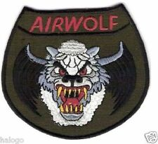 AIRWOLF SUBDUED PATCH - AWF03