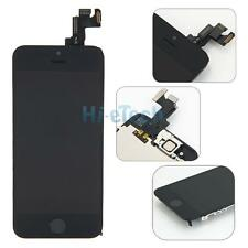 Black LCD Replacement Assembly Touch Screen for iPhone 5S with Black Home Button