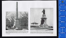 The Thousand Islands, St. Lawrence River, Lost Channel - 1903 Page of History