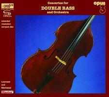 OPUS 3 99304 SHM-CD XRCD24 - Oskarshamn Ensemble - Concertos for Double Bass