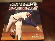 THE ASSOCIATED PRESS PICTORIAL HISTORY OF BASEBALL BY HAL BOCK ISBN0914373315