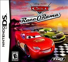 BRAND NEW SEALED DS by Disney PIXAR -- Cars Race-O-Rama (Nintendo DS, 2009)