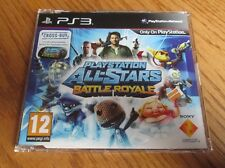 PlayStation All-Stars Battle Royale PROMO – PS3 (Uncharted, Bioshock, Ratchet)