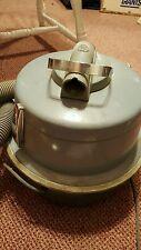 Rare General Electric V12c9 Canister Vacuum WORKS GE Vintage