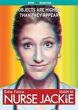 Nurse Jackie Season 6 (2015, DVD NEW)3 DISC SET