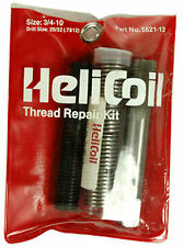 Helicoil Thread Repair Kit 3/4-10 x 1.125 HEL5521-12 New with 4 Inserts Coarse
