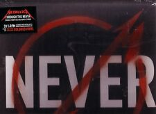 "METALLICA ""Through the Never"" Red, White and Black VINYL-BOX Record Store Day"
