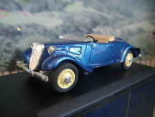 1/43 Eligor (France)   Citroen traction cabriolet 11cv