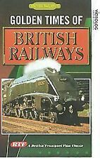 GOLDEN TIMES OF BRITISH RAILWAYS-A British Transport Film Classic -VHS