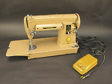 Vintage Singer 301A Sewing Machine with Manual and Case - Working - #NA417483