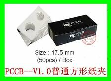 PCCB Coin Holder 50pcs/box : Size 17.5mm