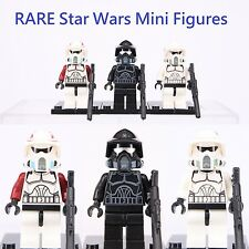 RARE Star Wars Minifigures Shadow ARF Trooper Mini Figure Super Custom Lego