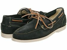 Cole Haan AIR YACHT CLUB COLLECTION Boat Shoes Mens Dark Teal 12 NEW IN BOX